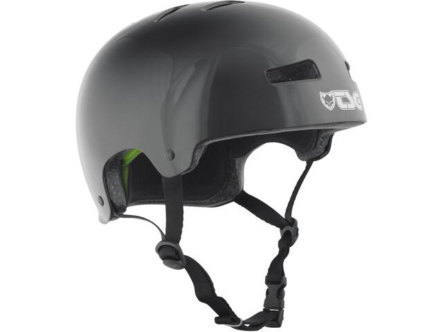 TSG Evolution Injected Color Cykelhjelm sort (2019) | Helmets